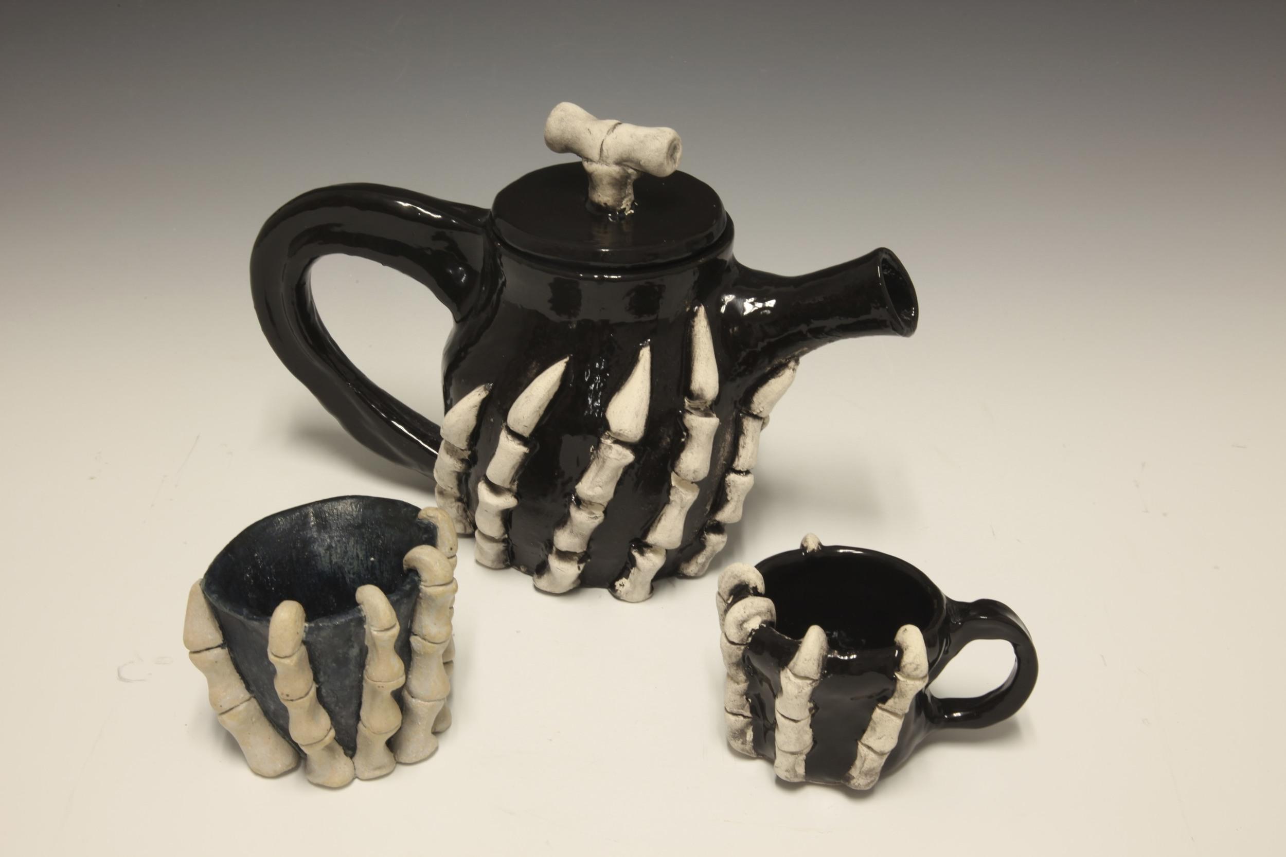 1st Semester Ceramics
