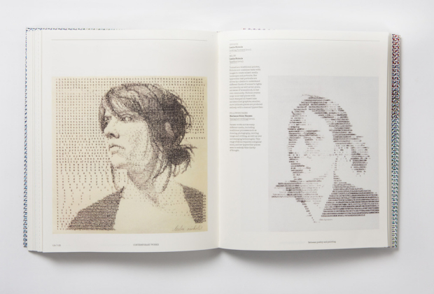 Leslie Nichols's work featured in Typewriter Art