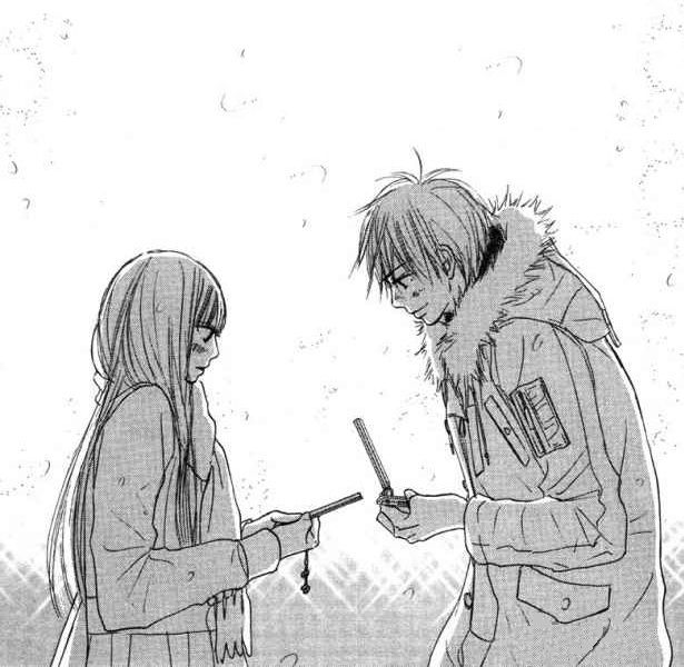 Picture from Kimi ni Todoke by Karuho Shiina