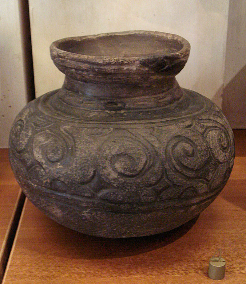 Final Jomon pottery