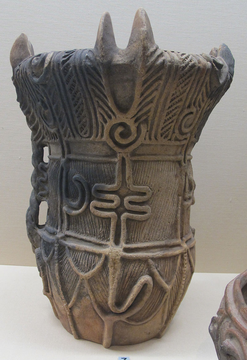 Middle Jomon vessel