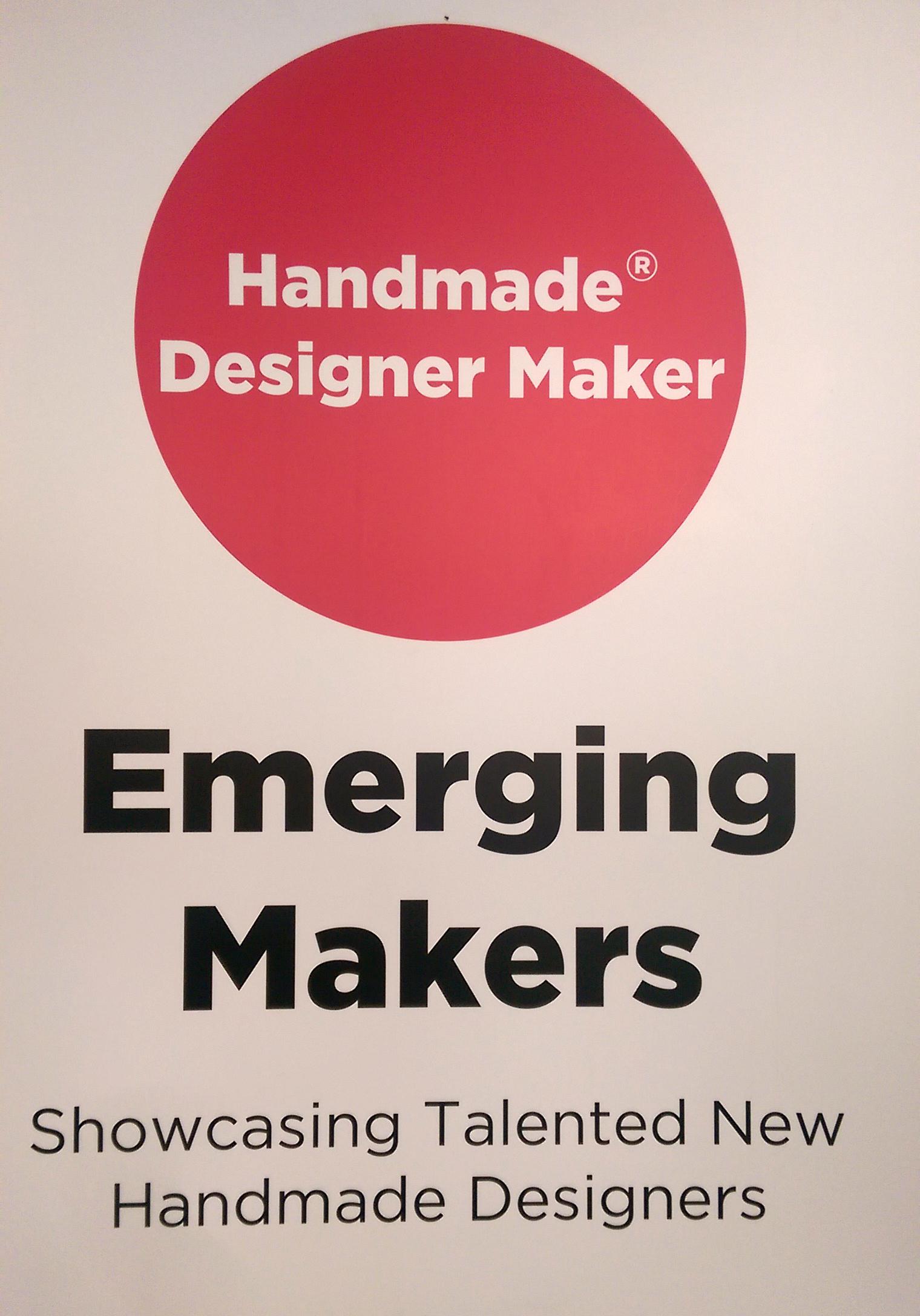 """I am an """"Emerging Maker!"""""""