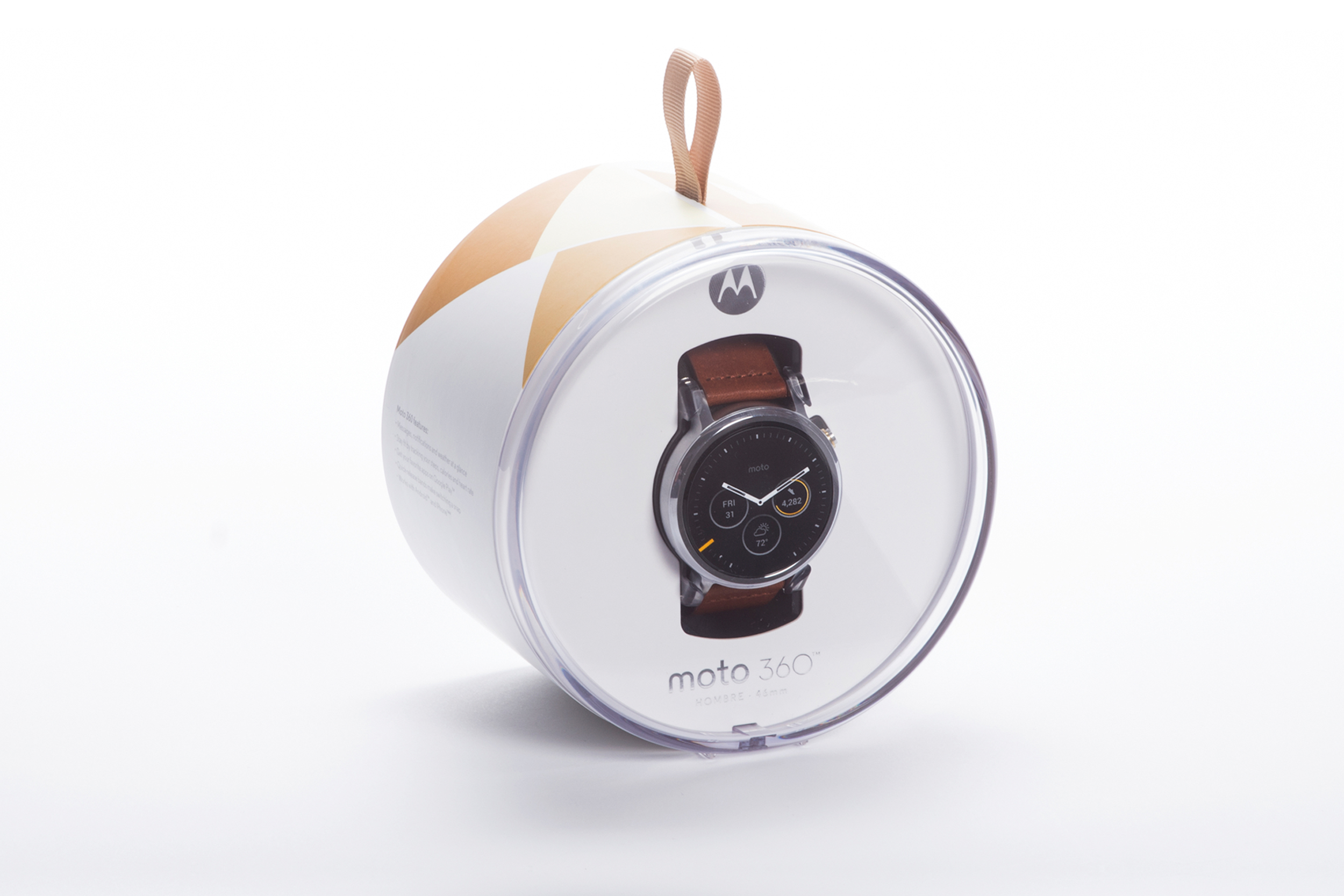 Motorola Moto 360 2nd Gen  |  Packaging Structure Design