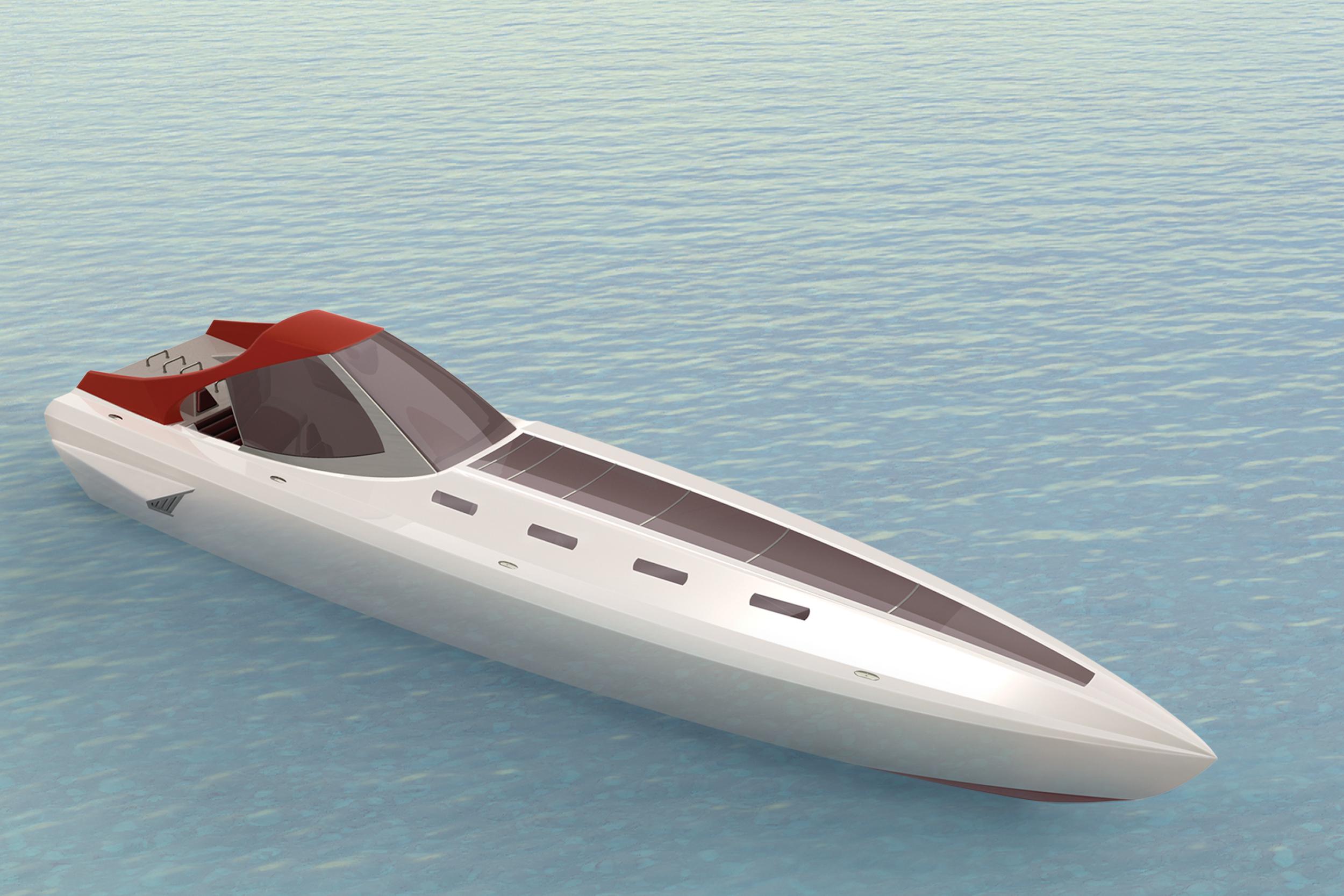 The Gallant  |  Boat Design