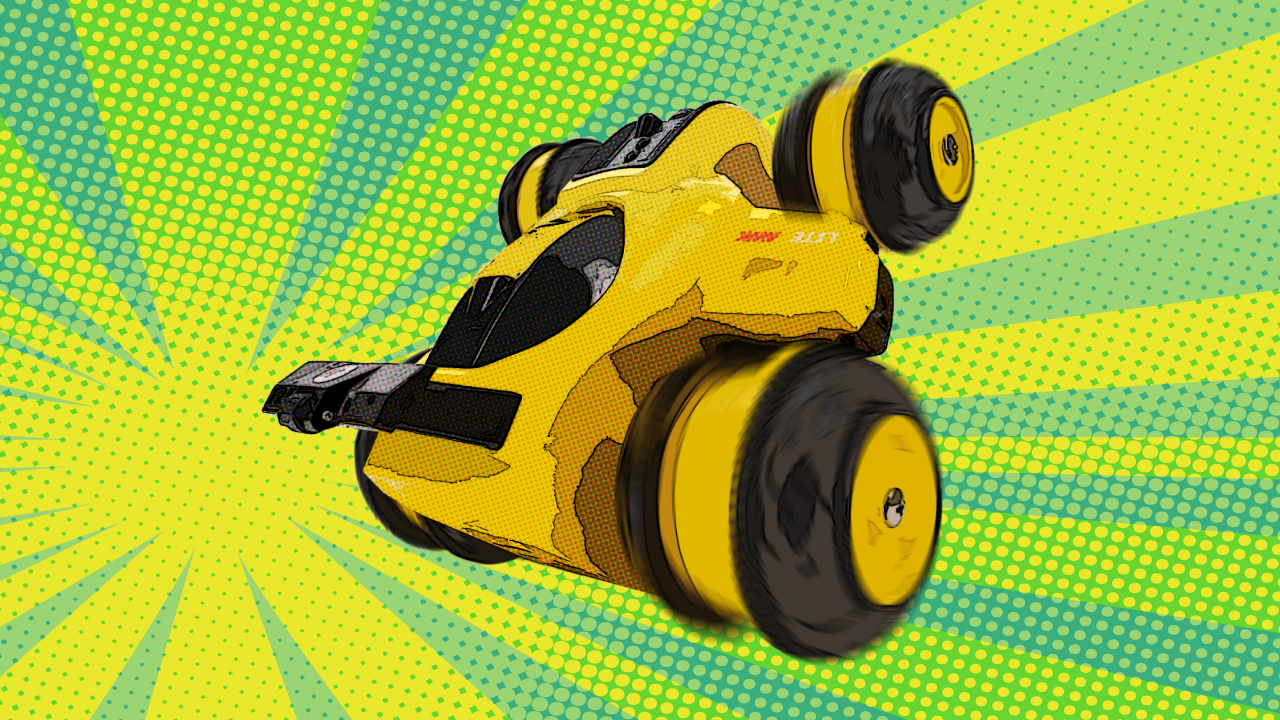 Durable and Easy to Use - Rumbler and other LiteHawk Stunt Vehicles are built for kids aged 6-10. Pull of fun stunts without worrying about breaking the vehicle. Built for indoor and outdoor use!