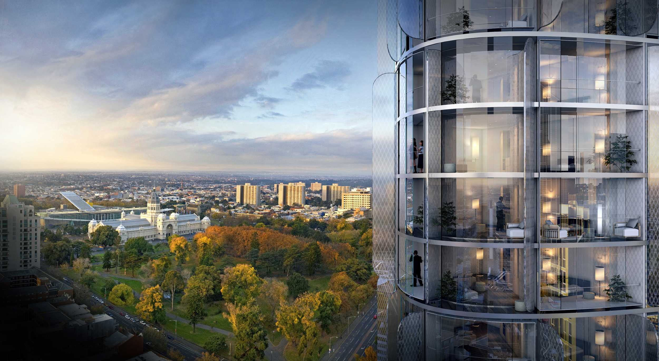 Image courtesy of Cox Architects  View Project