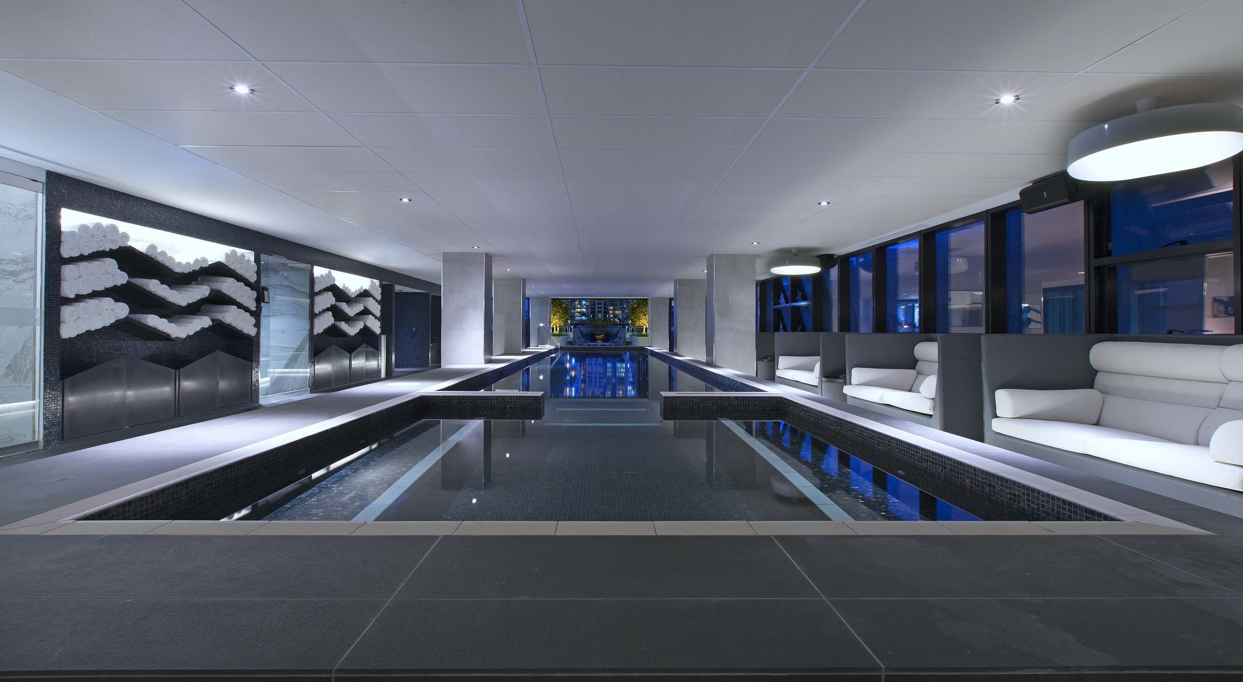 Sheraton Melbourne, Lap Pool  View Gallery