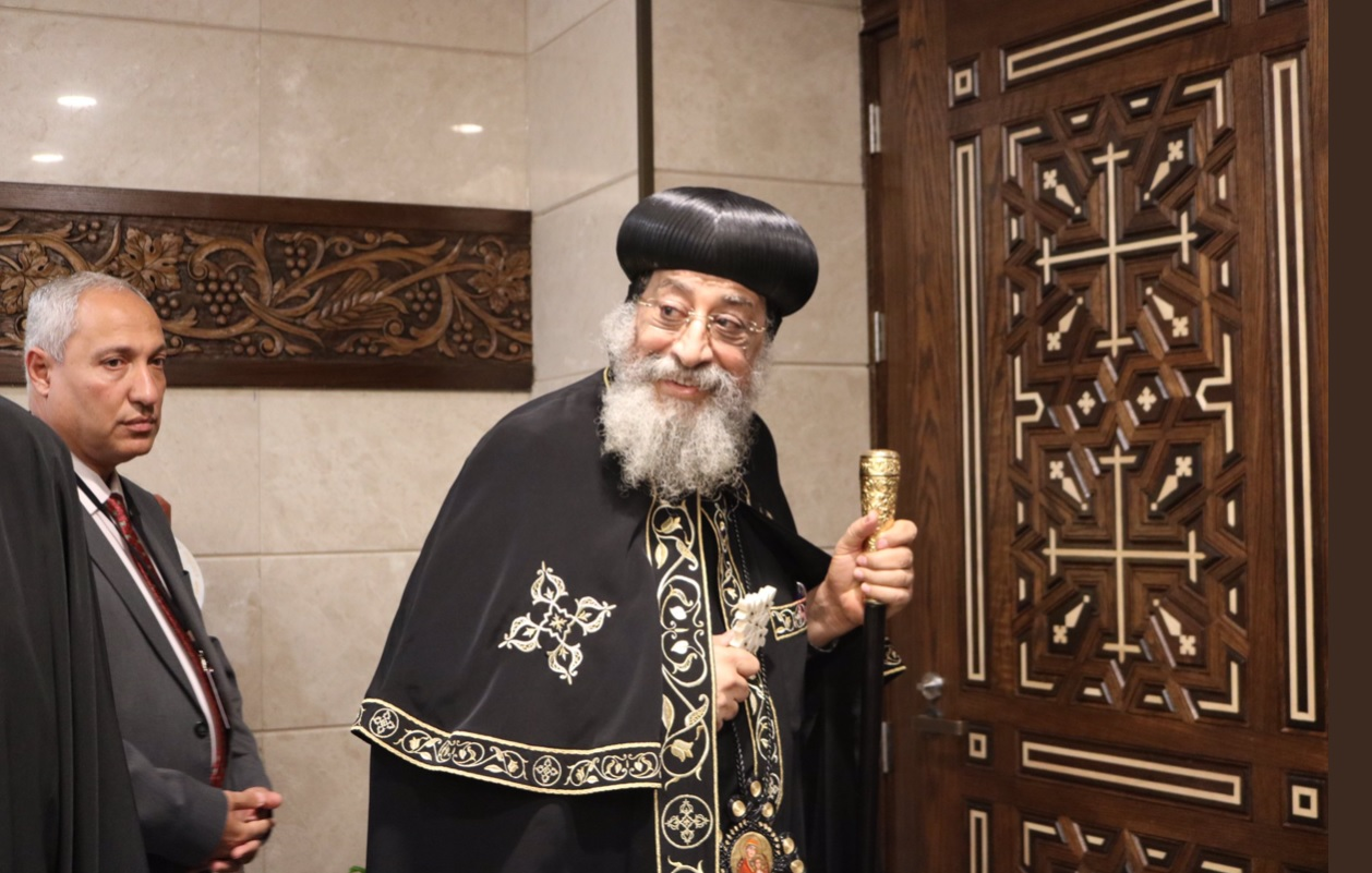 Photo: Coptic Orthodox Church