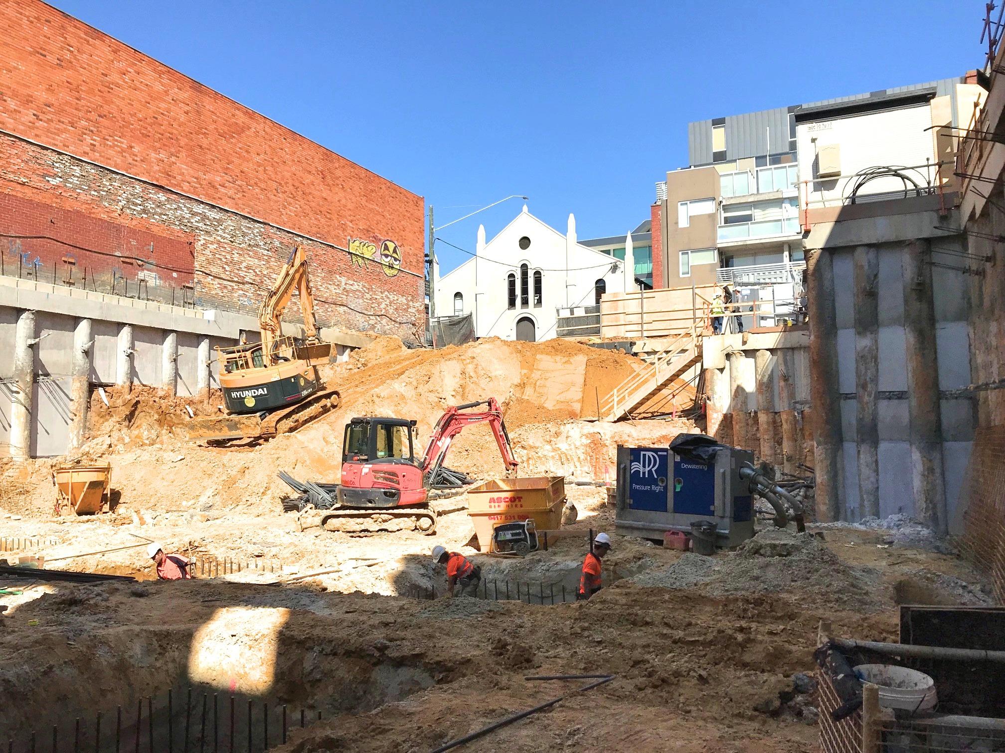 Windsor Terrace excavation basement works 02.jpg