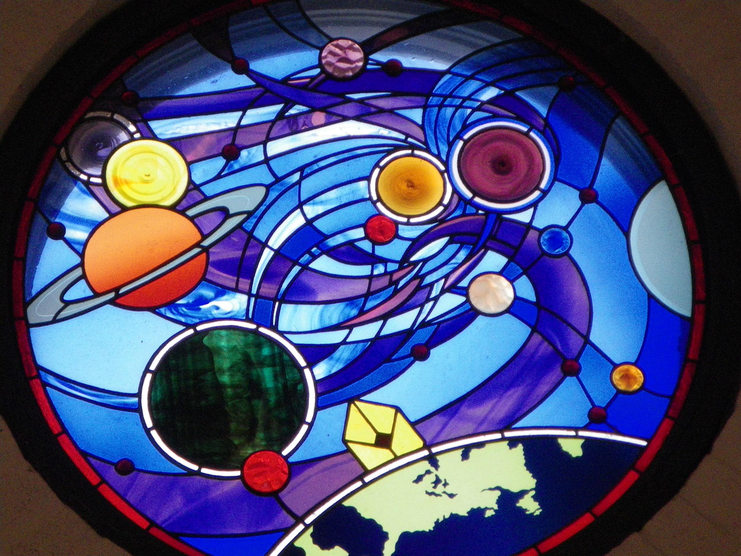 New Heavens Window