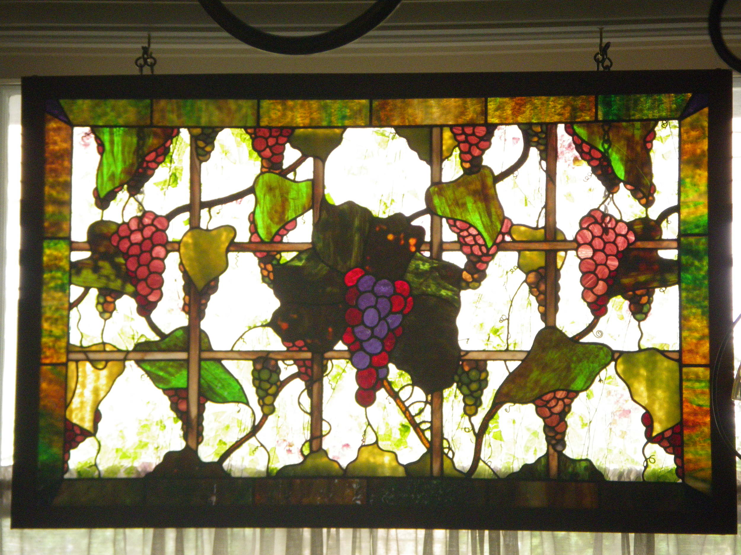 Grape Window