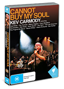 Cannot Buy My Soul DVD