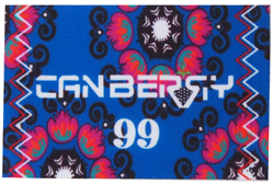 Printed Label Canberry