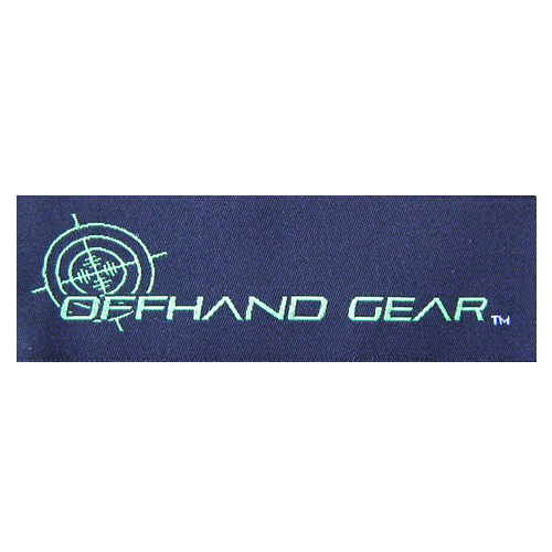Custom Woven Label OffHand