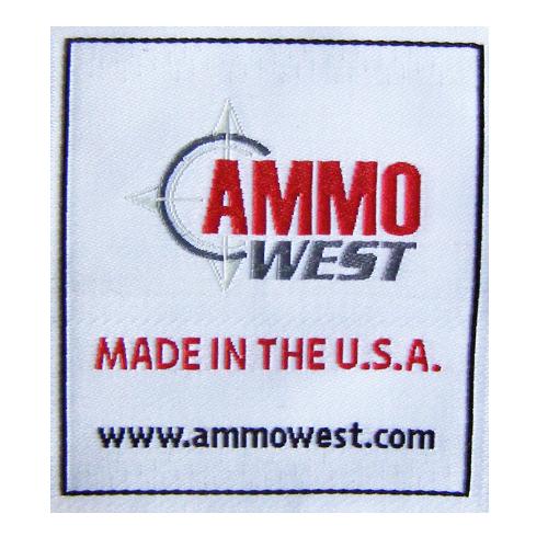 Clothing Label Ammo West