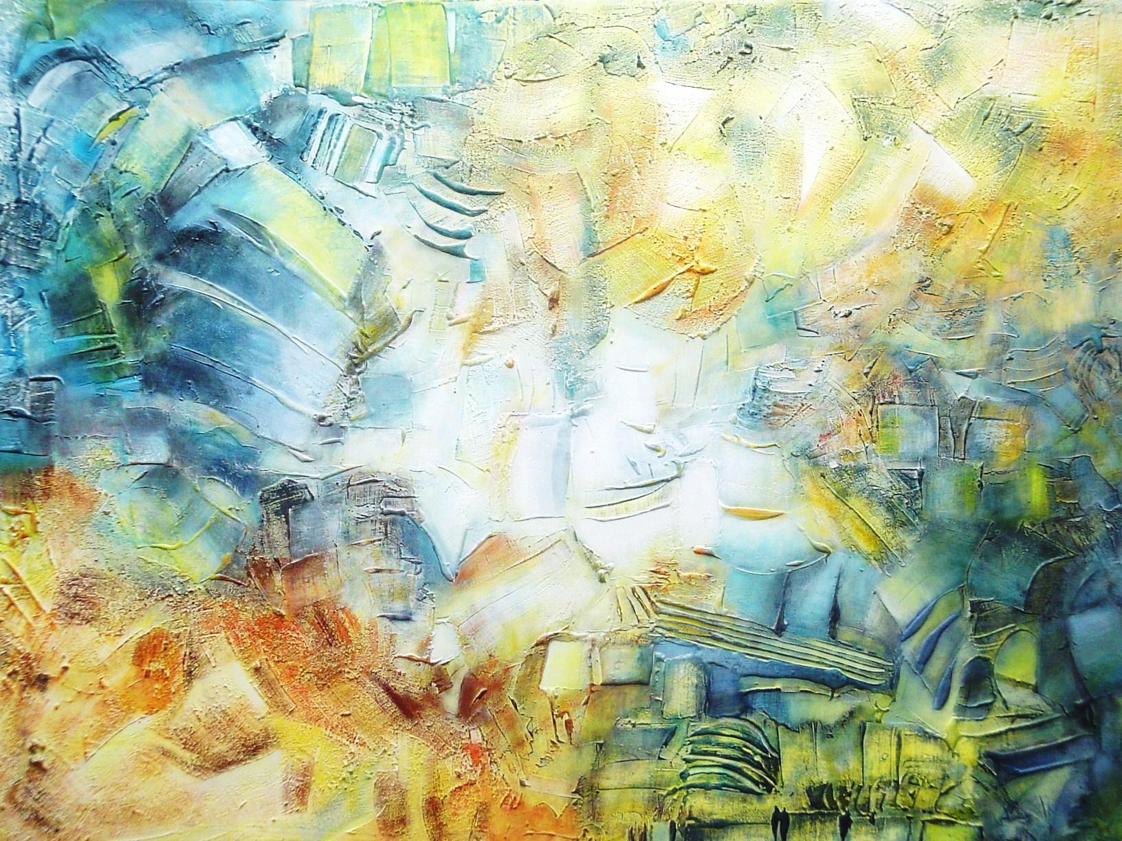 Memorias 100 x 76 cm