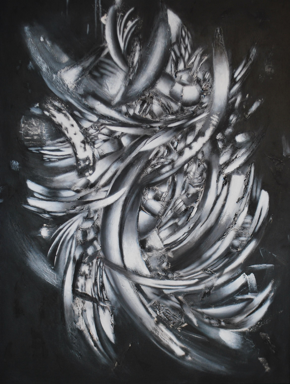 Sensación Oculta 120 x 90 cm Sold / Vendido