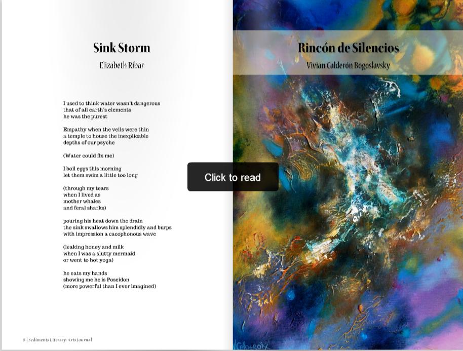 Issue Six _ Sediments Literary-Arts Journal