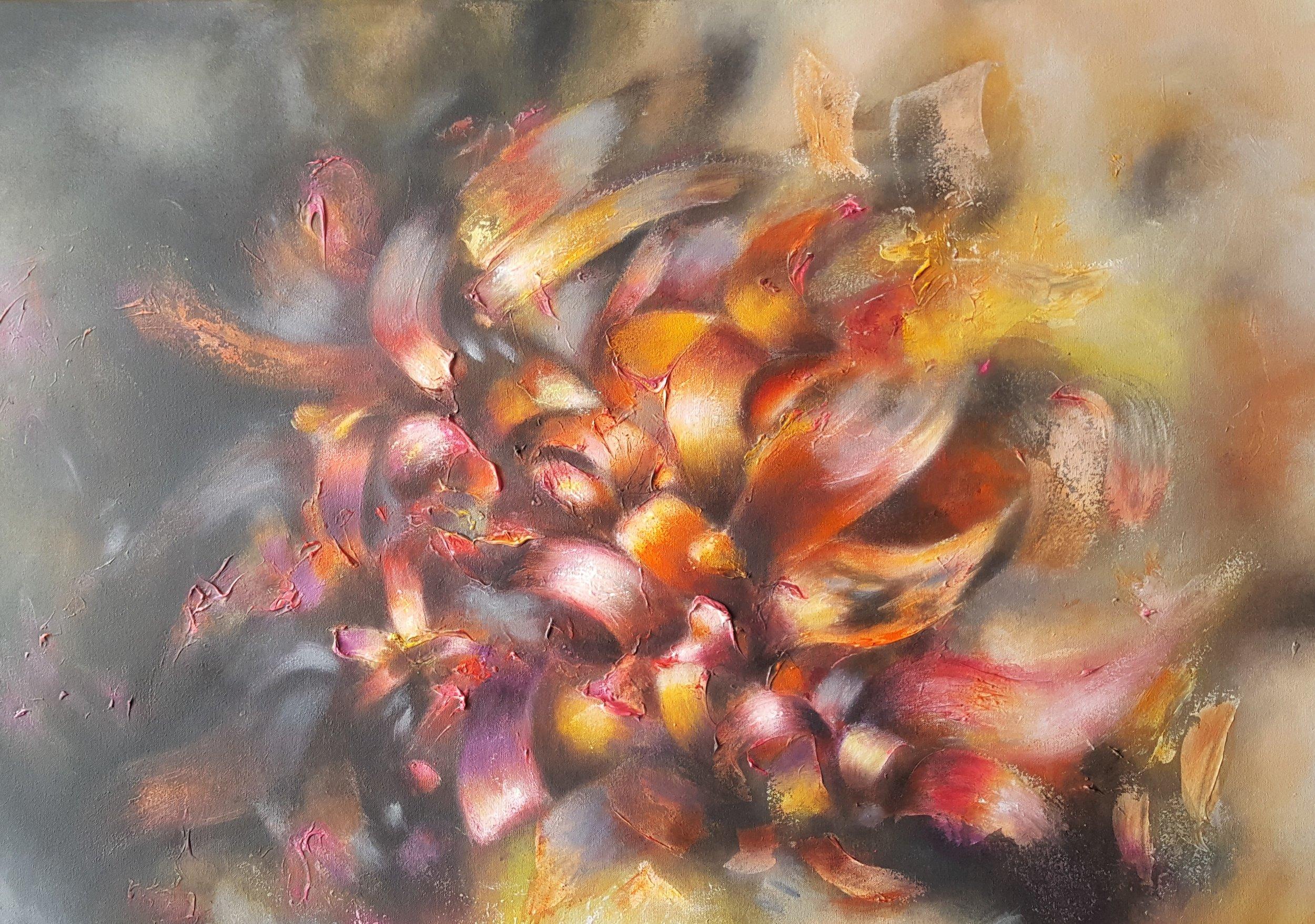 El Árbol de las Hojas Perdidas 100 x 70 cm