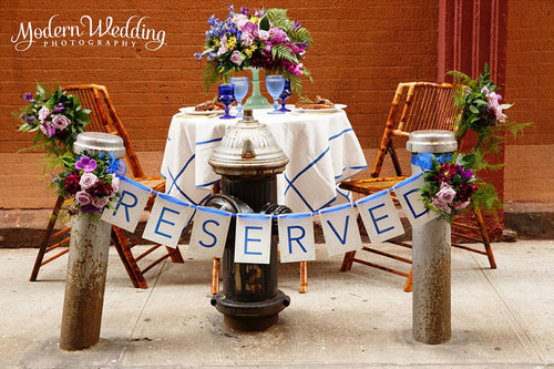 WellWed New York - Surprise Engagement Styled Shoot