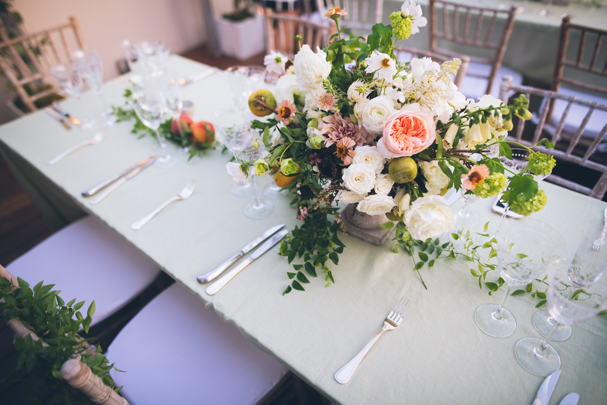 woman getting married - 21 GORGEOUS IDEAS FOR A FARM TO TABLE WEDDING