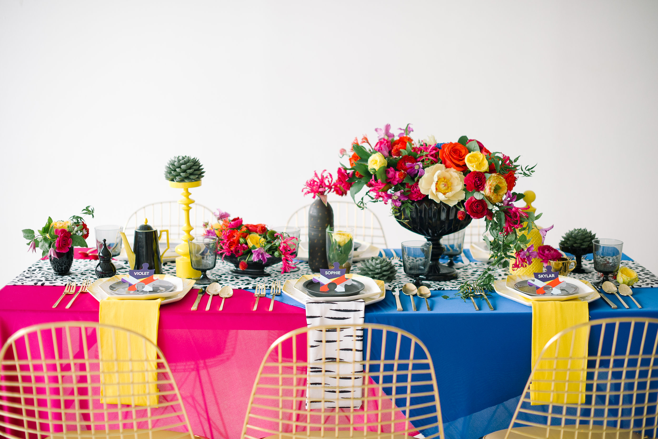 inspired by this - 2017 WEDDING TRENDS EVERYONE WILL LOVE