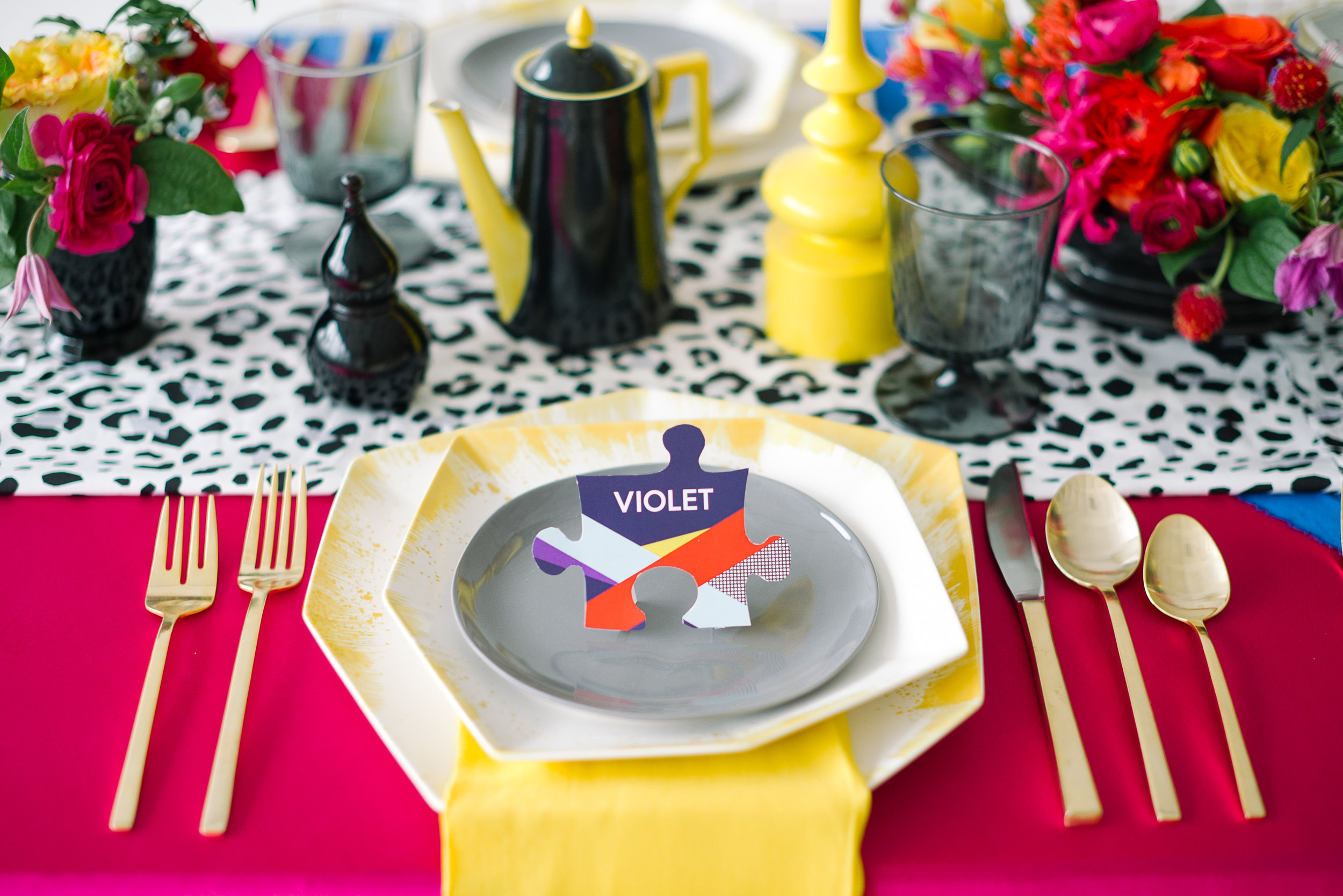the perfect palette - Best Place Settings of 2016