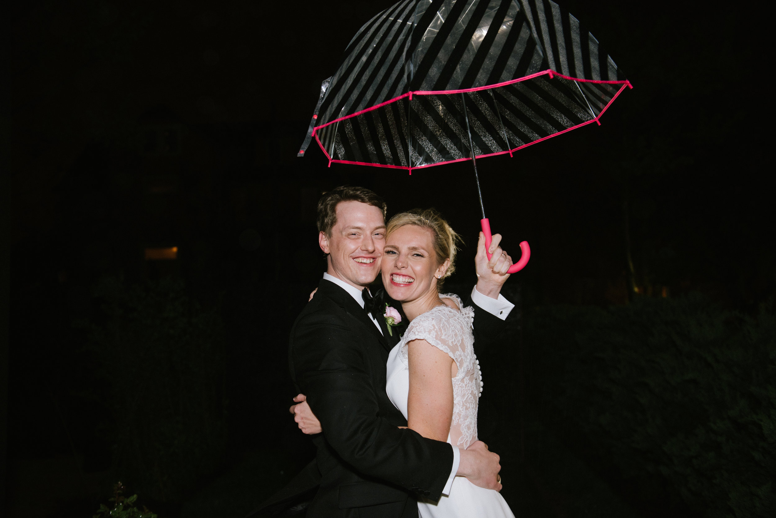 Martha stewart weddings - don't stress your wedding weather