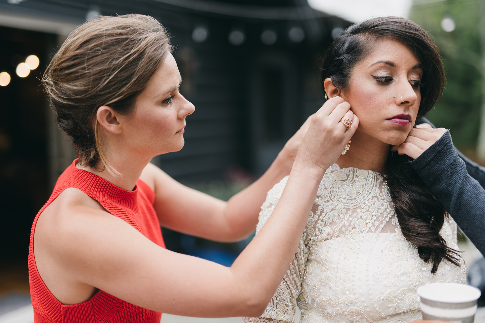 martha stewart weddings - hair & makeup trials for your wedding day