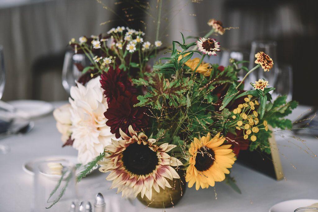 martha stewart weddings - wedding color palette & seasonality