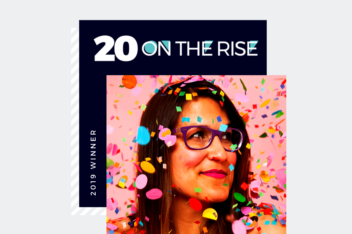 20 on the rise winners for 2019: leah weinberg