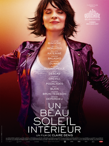 Let the Sunshine In , directed by Claire Denis