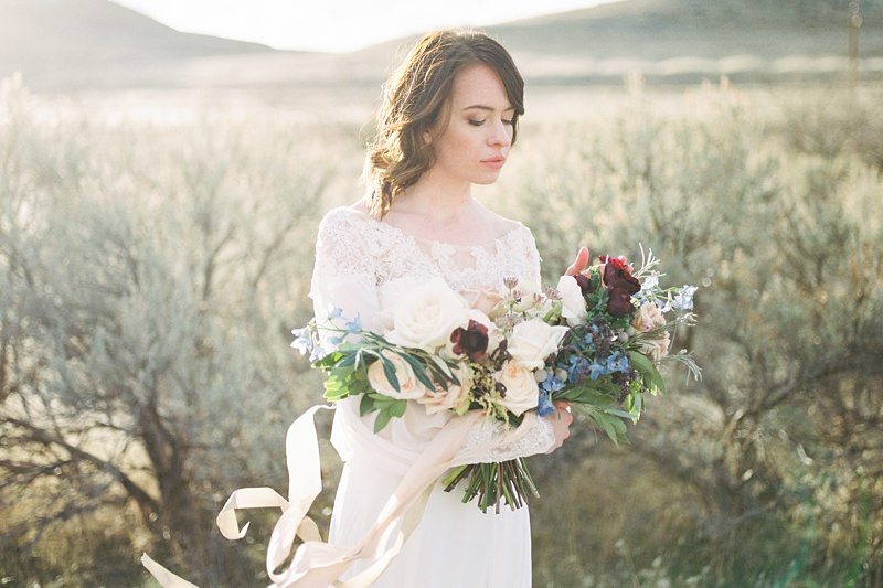 THESE WINTER BRIDALS! -
