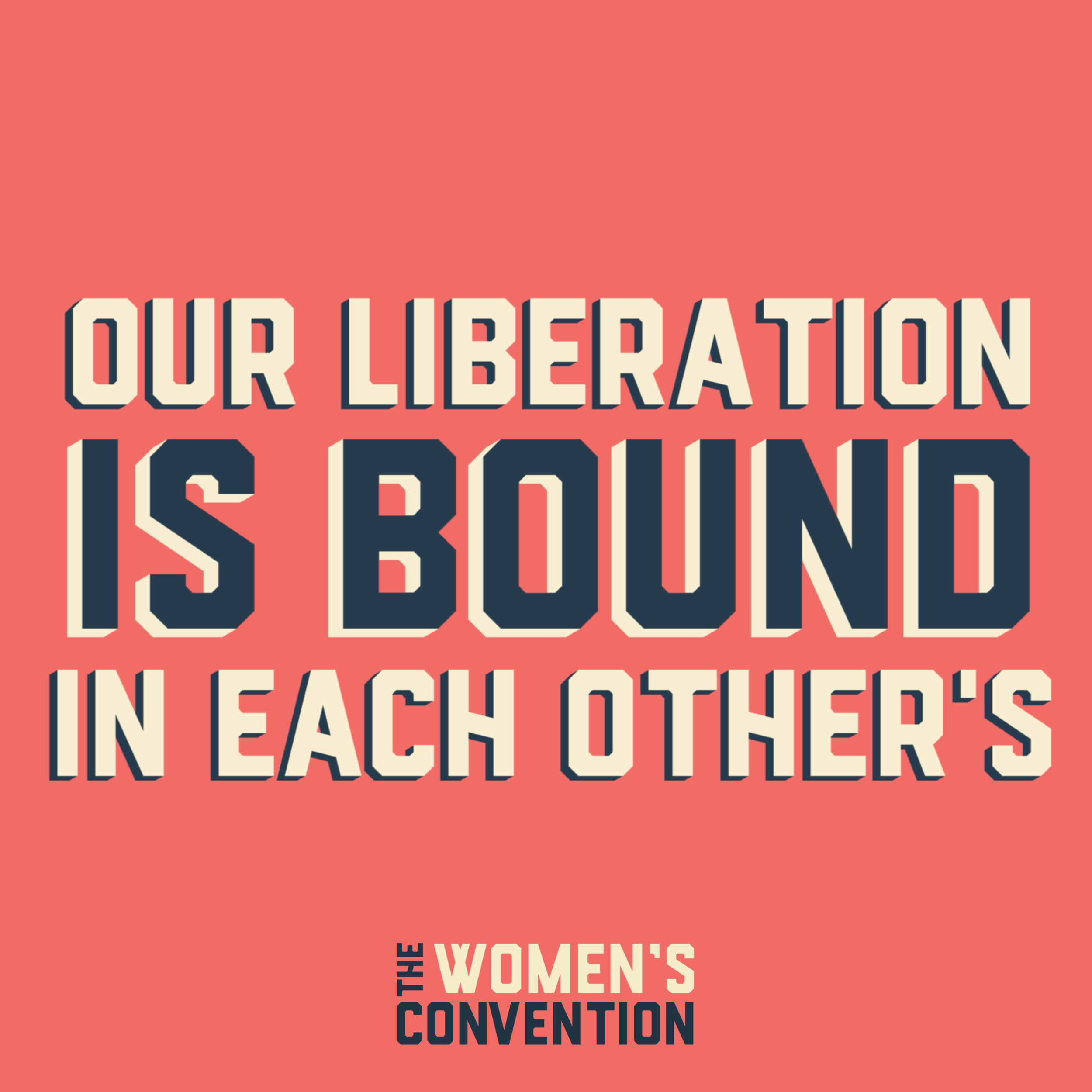 Women's Convention Instagram Graphic