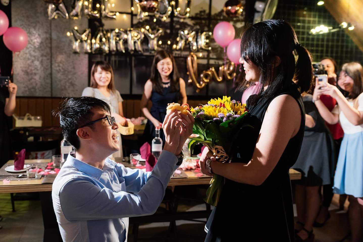 Proposal Surprise 2016