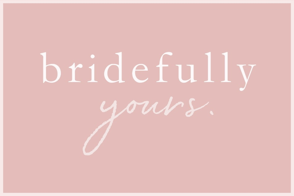 Bridefully Yours ( Discounted rates available for our couples)   Bridefully Yours was established to celebrate the uniqueness of ladies. Every gown was chosen after thoughtful consideration and stringent selection, as we handpick only the most worthy ones that can accentuate our brides' greatest assets and irresistible allure.  We want to help you find the perfect gown that fits you like a second skin and utterly complements your distinct style. Not a gown that makes you pretty, but a gown that brings out your beauty.  Something uniquely you, something  bridefully yours .
