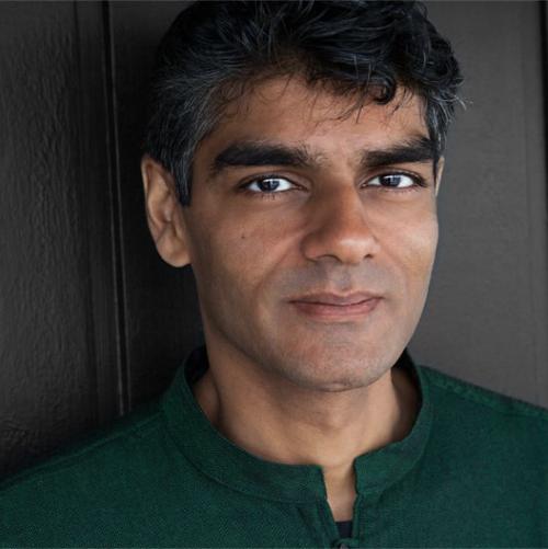 Raj Patel, photo by Sheila Menezes