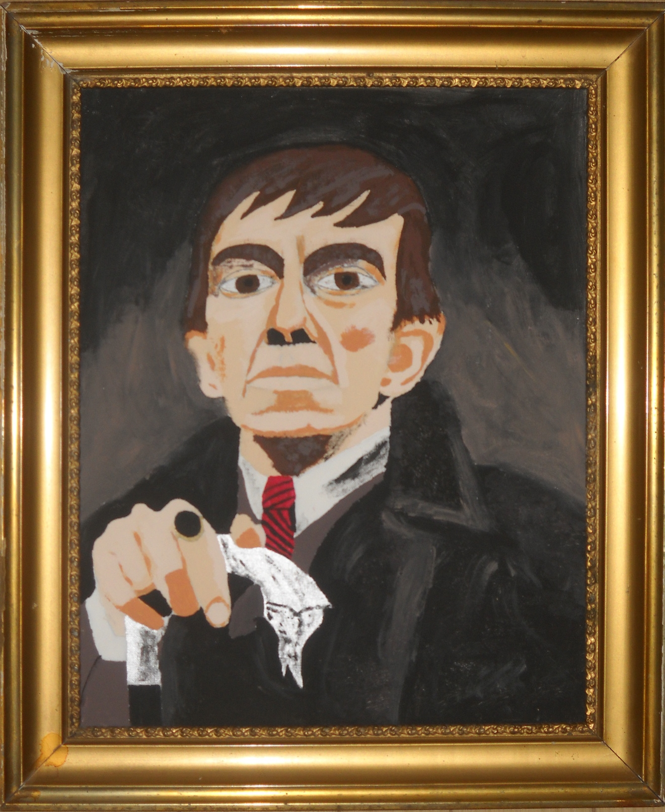 """Barnabas Collins from Dark Shadows"""