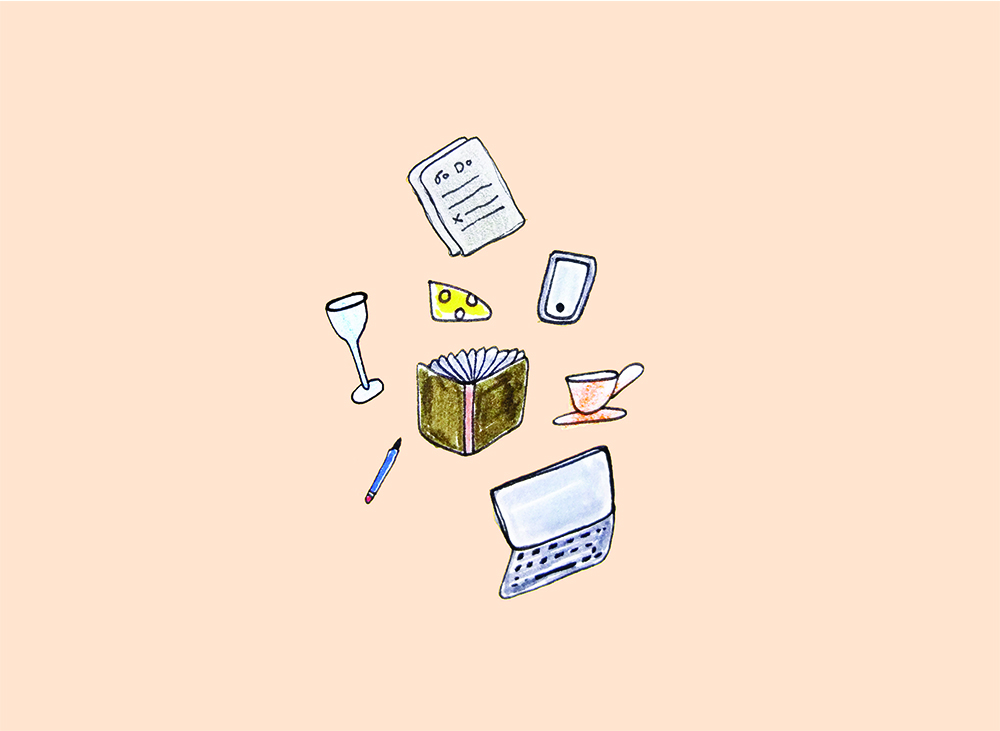 Extraordinary Routines - Extraordinary Routines is a popular interview project dedicated to discovering the daily routines of creatives, including Zoe Foster Blake, Tina Roth-Eisenberg, Susan Carland, Yassmin Abdel-Magied, Lisa Congdon, Adam J. Kurtz and many more.