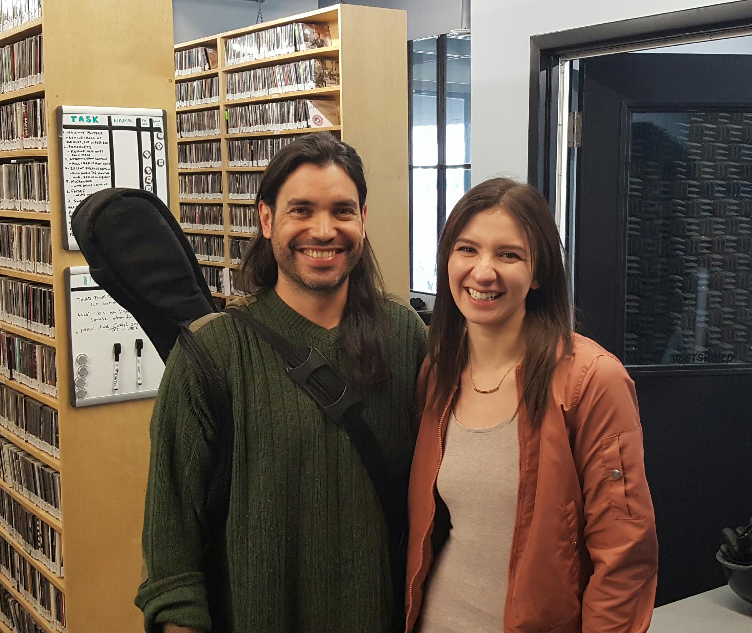 Winnipeg Music Project   Justin Lacroix