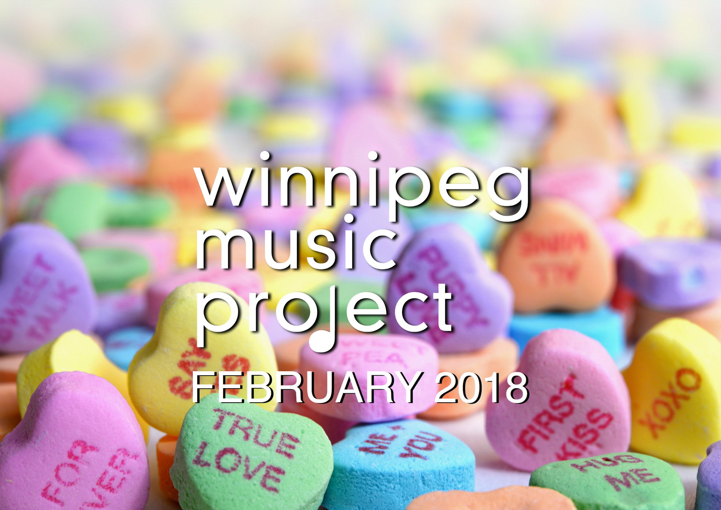 Winnipeg Music Project | Monthly Music Wrap-Up