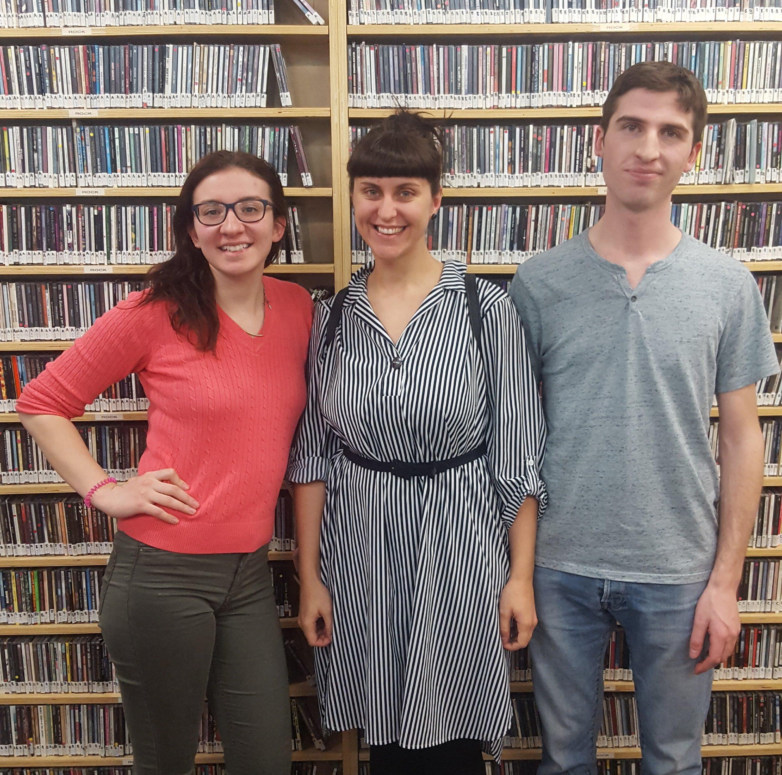 Winnipeg Music Project | Ashley Bieniarz with Casati