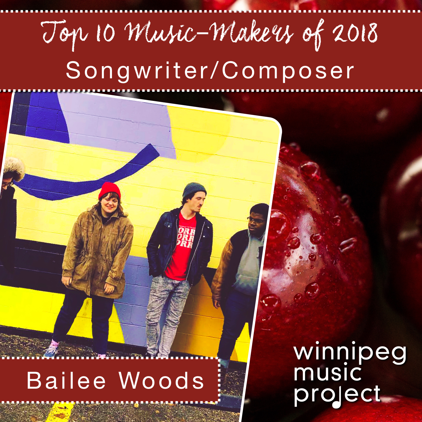 housepanther | Top 10 Music Makers of 2018 | Winnipeg Music Project