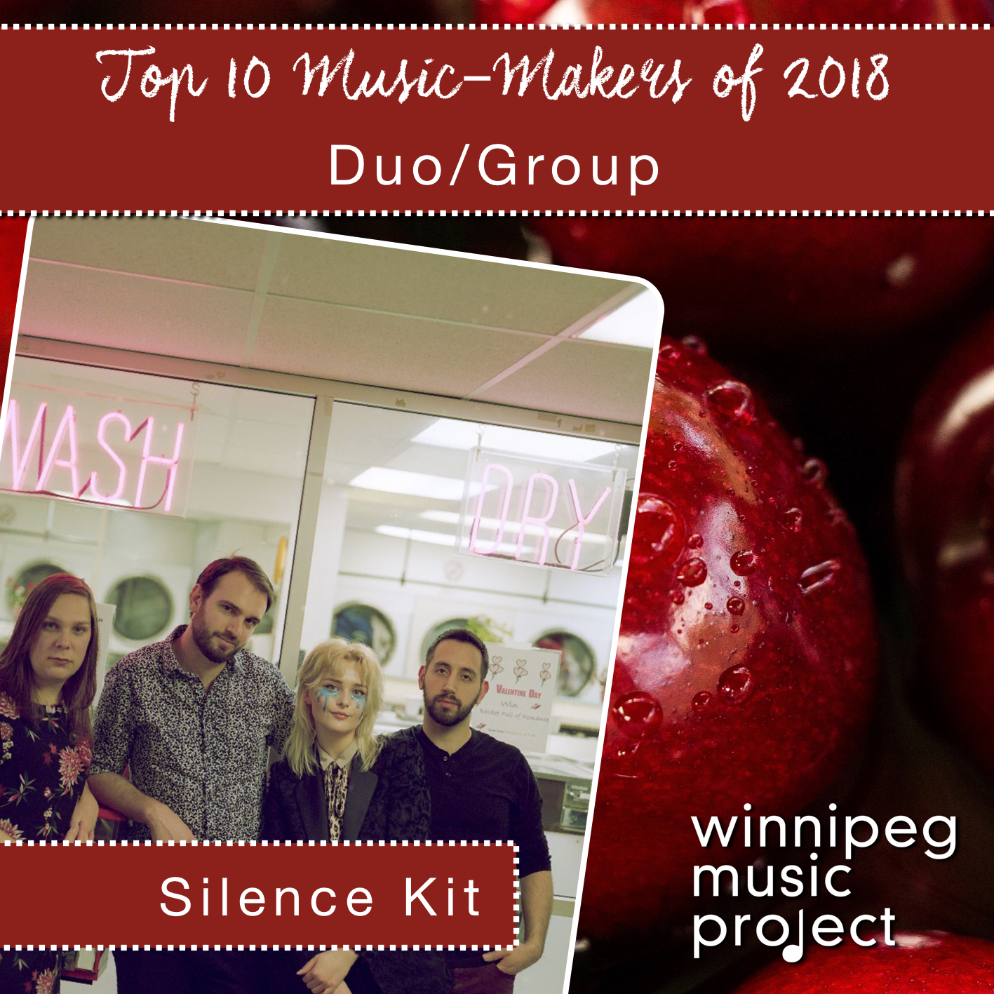 Silence Kit | Top 10 Music Makers of 2018 | Winnipeg Music Project