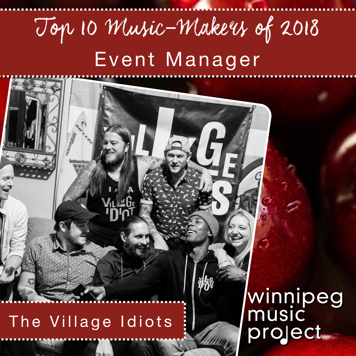 The Village Idiots | Top 10 Music Makers of 2018 | Winnipeg Music Project
