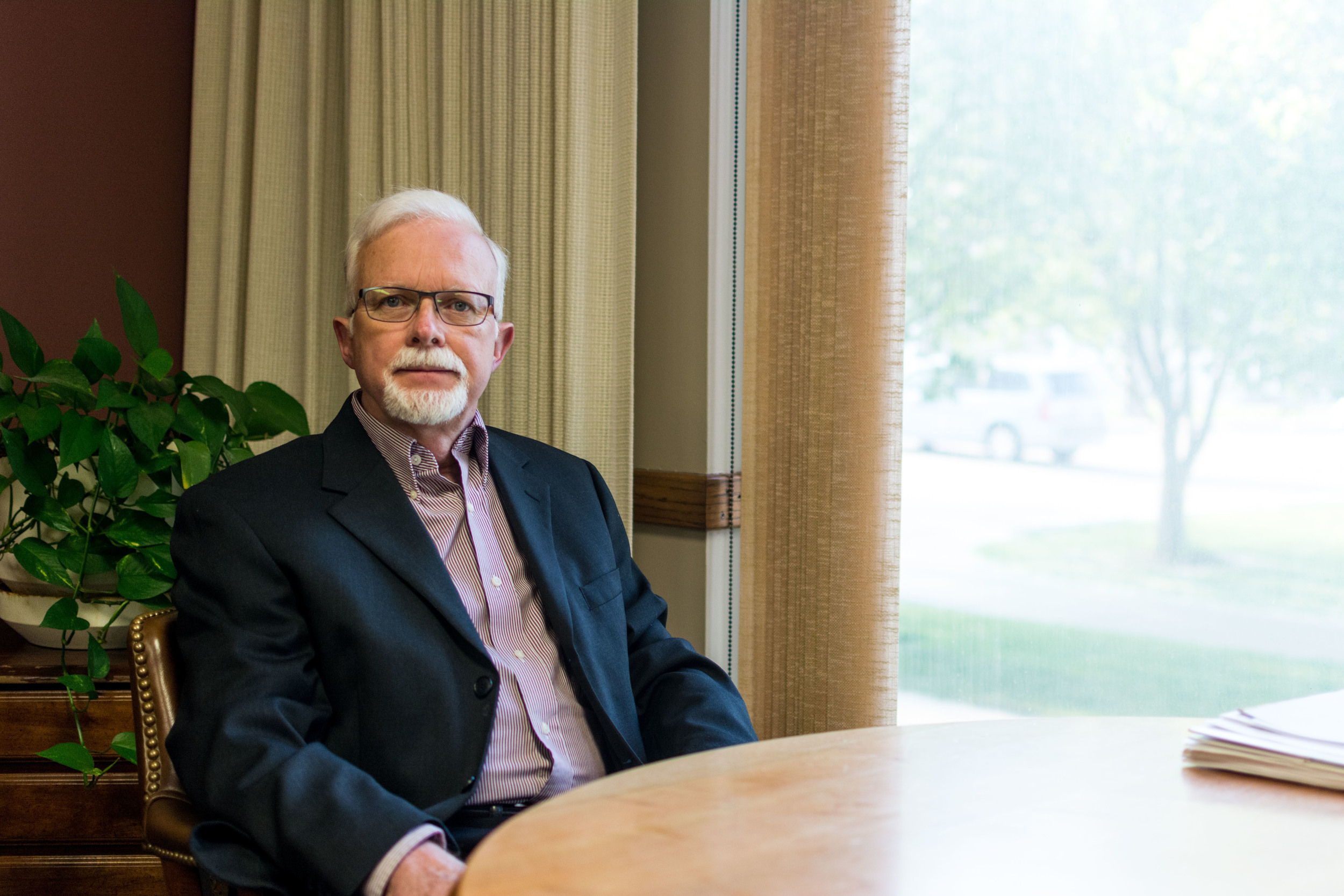 Dr. Russell may be missed on Union's campus, but he will not be forgotten // Zach Morrison