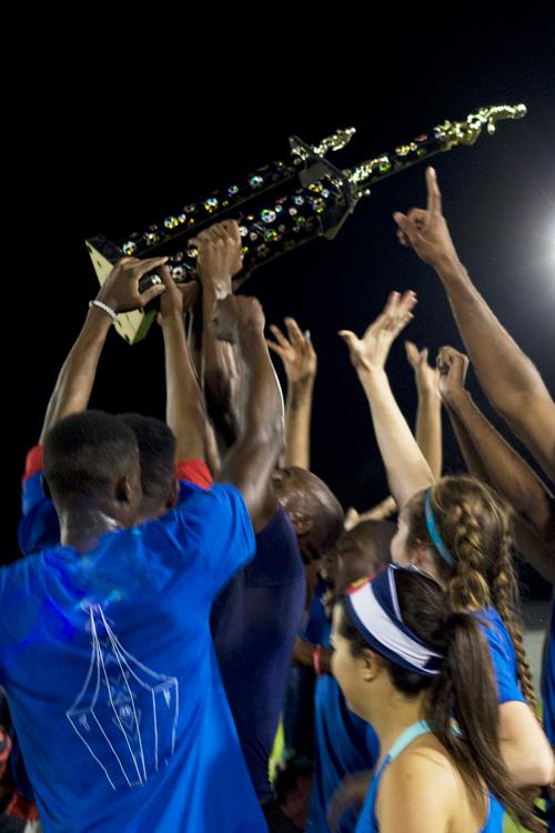 Team Africa won ASB World Cup 3-2.   PC: Autumn Mott