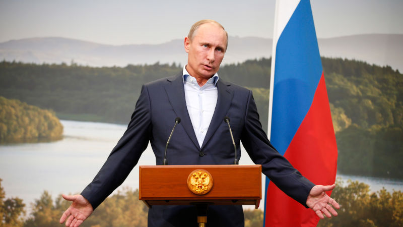 Russia was accused of sabotaging the election after leaked information surfaced. | PC: gizmodo.com