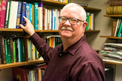 Dr. Ben Holdsworth | PC: Zach Morrison
