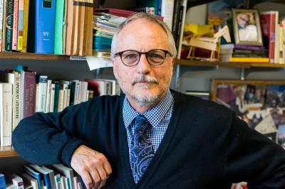 Dr. Mark Robison | PC: Zach Morrison